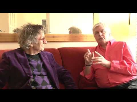 David Icke in Amsterdam [HD] Rare Interview with Willem de Ridder 'What About The Moon?'