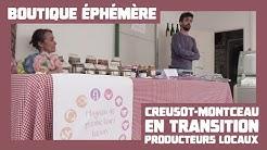 Boutique éphémère // Creusot - Montceau en transition