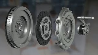 Valeo KIT4P Flyweheel Conversion Kit