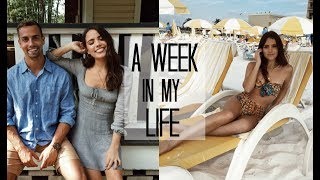 WEEK IN MY LIFE: 7 | Holiday in the Sun & Making Changes
