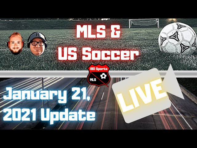 MLS- January 21st LIVEstream