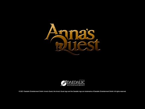Anna's Quest - Now out on consoles!
