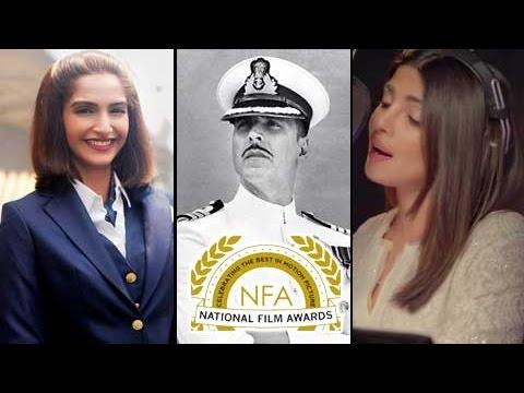 Sonam Kapoor, Rustom, Pink, Ventilator Wins 64th National Film Award | Winner List 2017