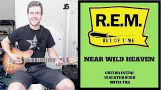 Near Wild Heaven guitar lesson