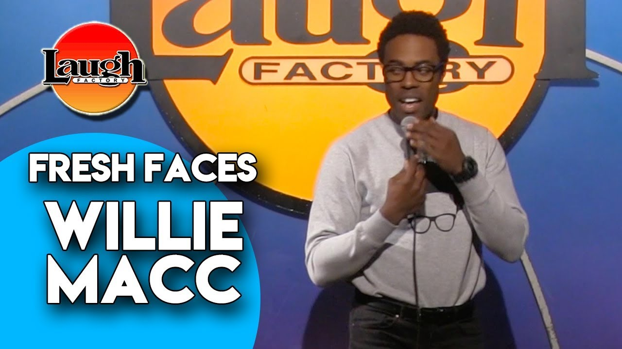 Willie Macc | Young Father | Laugh Factory Stand Up Comedy