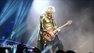 Queen ft. Adam Lambert - Bohemian Rhapsody - New York City, NY 7/17/14