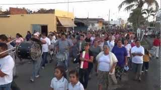 Peregrinacion Divino Niño Jesus  de  Zacualpan  Nayarit #2