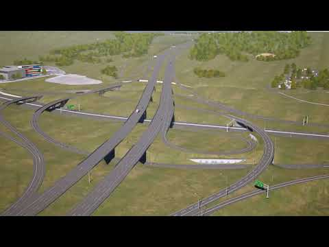 West Calgary Ring Road project – Final design