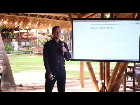 "Bali Presentation, Genius Cafe ""How to Convert Your Website Visitors to Customers"""