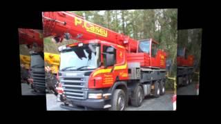 Lifting Equipment - P Casey Crane Hire