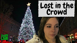 Christmas in Grants Pass | Downtown Tree Lighting Event | Family Vlogs