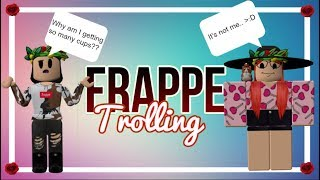 Trolling at Frappe! || Pinkie