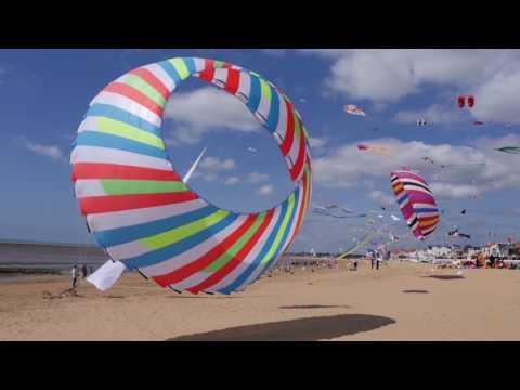 Festival de cerf-volant et du vent 2017 à Châtelaillon-Plage