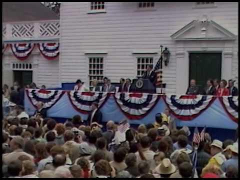 President Reagan's Remarks at a Reagan-Bush Rally in Fairfield, Connecticut, October 26, 1984