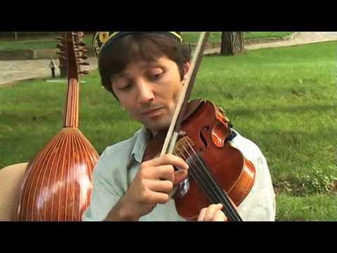 CRIMEAN TATAR MUSIC, BAKCHISARAI (PIECE 2)
