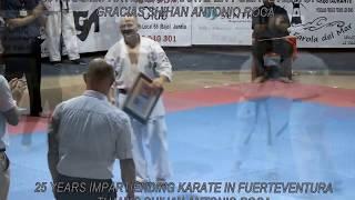 Video promocional de la 6ª Edición del Open Championship Karate Kyo...