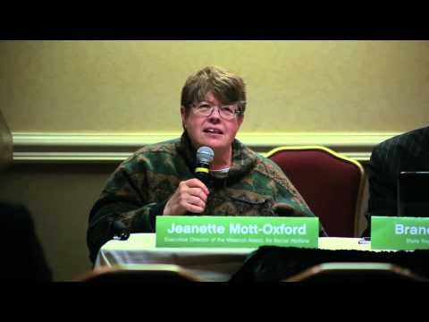 The Prospects for Legislative Reforms - 2014 Missouri Cannabis Conference