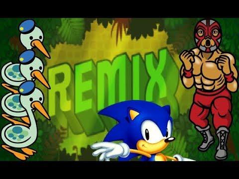 Rhythm Heaven (Custom Remix) - Marble Zone ~ Sonic the Hedgehog