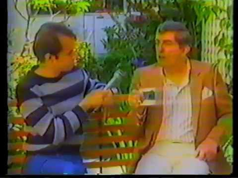 1987 Jonathan Frid Interview (by David-Alex Nahmod)