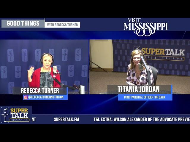 Titania Jordan - Bark Keeping Kid Cyber Safe