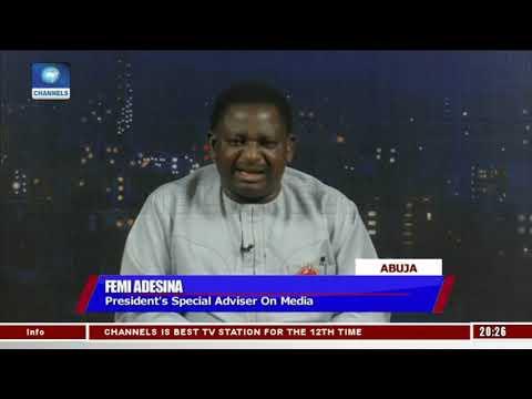 Buhari Certificate Controversy, 'Storm In A Tea Cup' - Adeshina |Politics Today|