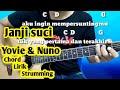 Chord Mudah (Janji Suci - Yovie & Nuno) By Darmawan Gitar ( Tutorial Gitar) Untuk Pemula