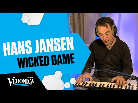 HANS JANSEN - WICKED GAME (CHRIS ISAAK COVER) - Live in de Veronica Ochtendshow met Giel