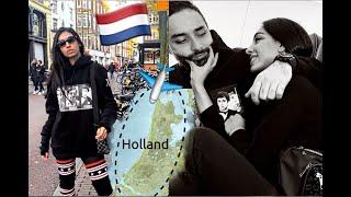 TRAVEL VLOG / Голландия! АМСТЕРДАМ на Christmas и другие города, лучшие рестораны, «Цирк дю Солей»