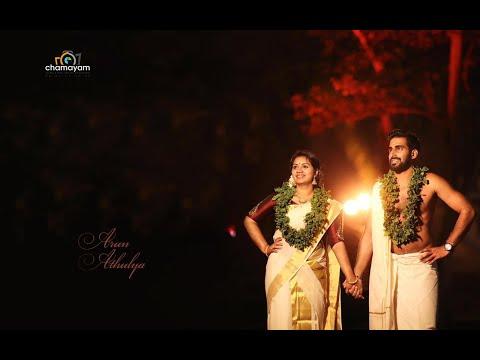 Guruvayoor /Wedding /Arun + Athulya Promo