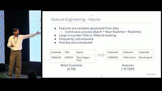 Anatomy of a production ML feature engineering platform - Venkata Pingali