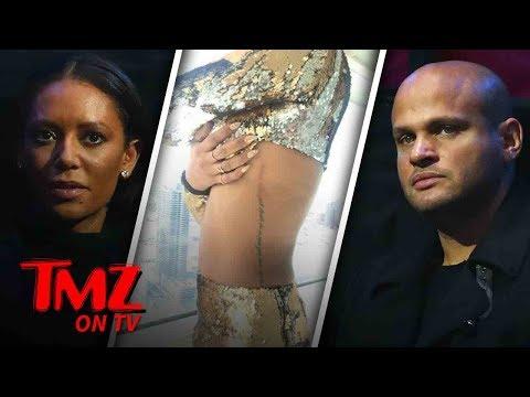 Mel B Gets Her Belafonte Removed | TMZ TV