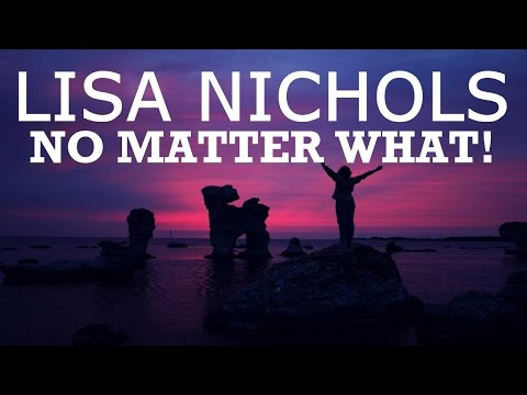 Lisa Nichols - Law of Attraction Teacher from The Secret - Archive Interview # - from 2009