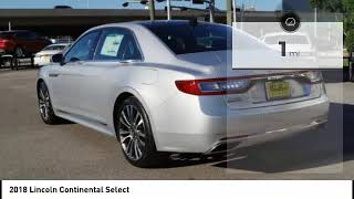 2018 Lincoln Continental Houston TX 8D045