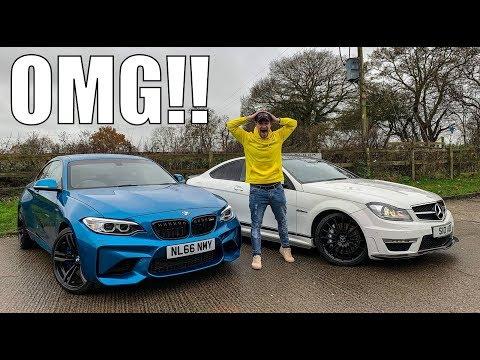 AUDI RS3 vs GOLF R VS BMW M2 vs C63 AMG | MY NEXT DAILY!!