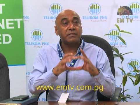 Telikom Chairman on Media Freedom