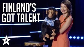 Best of Finland's Got Talent Auditions 2016! | Vol. 1