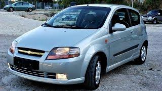 Chevrolet Kalos 1.4 i 16V (94 Hp) 2005