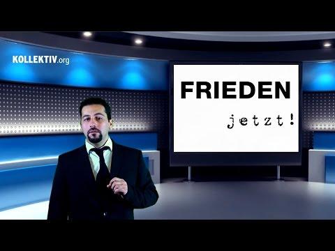 FRIEDEN, JETZT! (ein Appell)