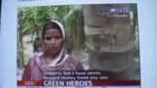 Green Hero Tree Mother Environment Activities In NDTV India- Urmila Behera