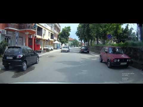 Bojnik . Glavna ulica . 4 K Ultra HD   21 :  9