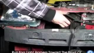 Spec-D - 1996-1998 Honda Civic Fog Lights Installation Video