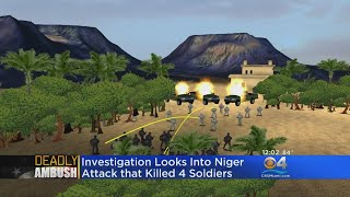 Questions Remain Regarding Circumstances Surrounding Attack That Killed Four Soldiers In Niger