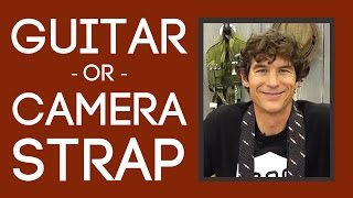 Video Guitar or Camera Strap: Easy Sewing Tutorial with Rob Appell of Man Sewing download MP3, 3GP, MP4, WEBM, AVI, FLV Juli 2018