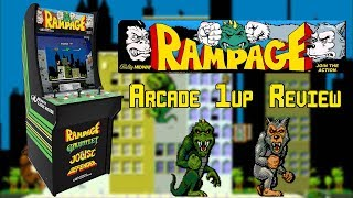 Arcade 1Up - Rampage Cabinet Review