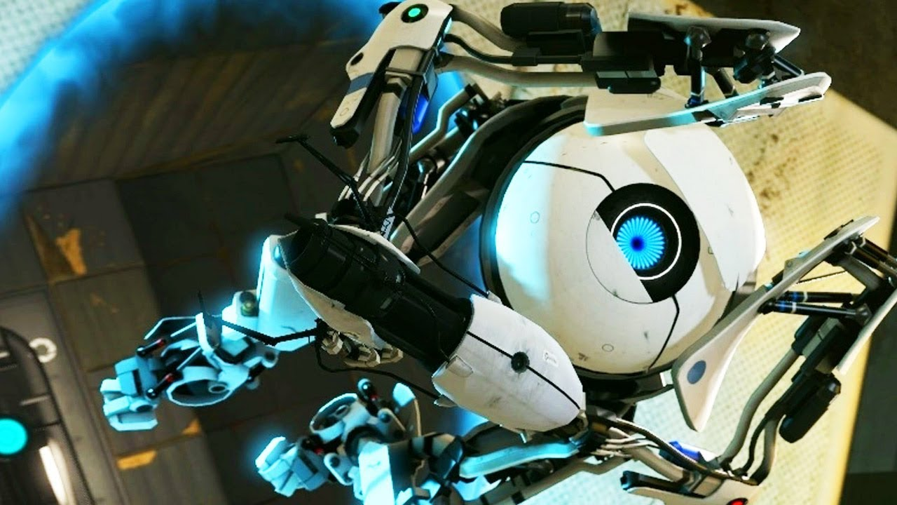 Portal 2 Gameplay Pc Hd Youtube