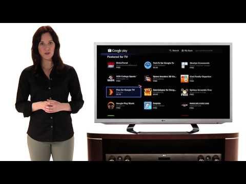 LG Smart TV with Google TV - Google Play