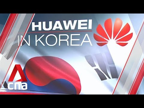 US-China trade war: South Korea confirms talks with Washington on Huawei
