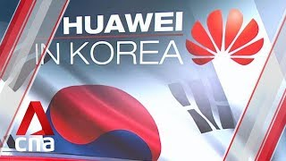 US-China trade war: South Korea confirms talks with Washington on Huawei