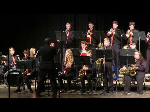 Leslie High School Jazz 2/6/2018