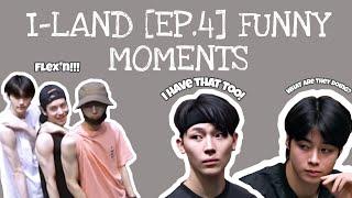 I-LAND [EP.5] Funny Moments pt.1